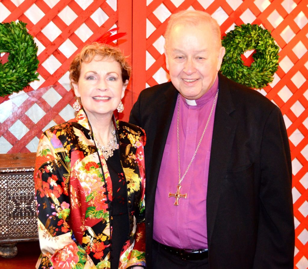Bishop Keith and Suzie